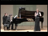 Леонард Бернстайн - Соната для кларнета и фортепиано