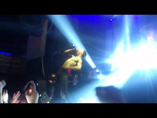 Travis Scott - Upper Echelon x AVG @ ГлавClub 06/17/14