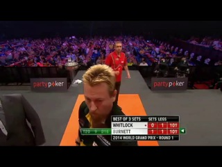 Simon Whitlock vs Richie Burnett (World Grand Prix 2014 / First Round)