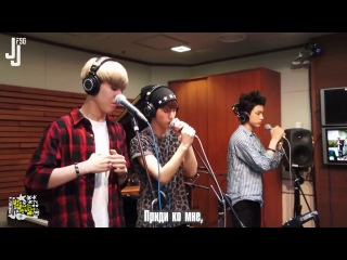 GOT7 - Forever Young  [LIVE] (рус.суб.)