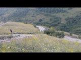 Подъем на кабардинском перевале