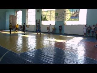Тренировка по футболу, СССК 220 против РРТ