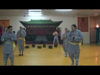 шаолиньцюань -18 рук архатов и тайцзу чань цюань