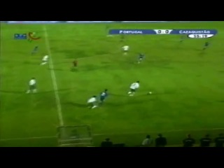 Cristiano Ronaldo Vs Kazakhstan Home (20-08-2003) - Commentary