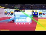 2014 World Championships Chelyabinsk (-57kg Repechage) VERHAGEN Sanne (NED) - FILZMOSER Sabrina (AUT)