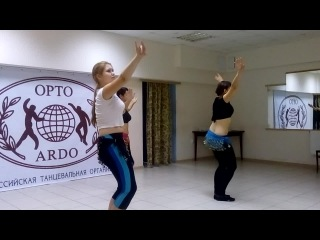 Танцуем под арабские ритмы: карачи