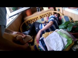 Злая Марина, сонный Митя и съёмки домашнего порно