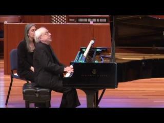 Бетховен - Соната для фортепиано №31 ля-бемоль мажор, op.110 I. Moderato cantabile molto espressivo