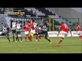 Боавишта 0-1 Бенфика / Обзор / 24.08.2014 [HD 720p]