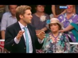 Игорю Синяк на телеканале Россия 1