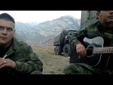 Тимур Муцураев на гитаре - милые зеленые Глаза(cover