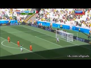 Чемпионат Мира 2014  18 финала  Лучшие голы  Топ-5  FIFA World Cup 2014  Round Of 16  Top-5 Goals HD 720p