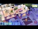 BellasGameChannel The Sims 3 Студенческая жизнь Бэлы и Романа Вито 21. Дуськины чары.