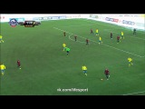 Амкар 2:0 Ростов | Российская Премьер Лига 2014/15 | 11-й тур