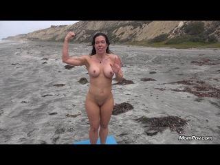 MomPov: Gretchen - Bonus (mature, MILF, BBW, мамки - порно со зрелыми женщинами)
