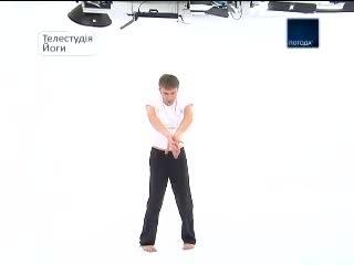 Йога-терапия. Вячеслав Смирнов. Занятие №1.