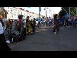 Индейцы в Уфе 13 и 15 августа 2014 округ Галле (3)