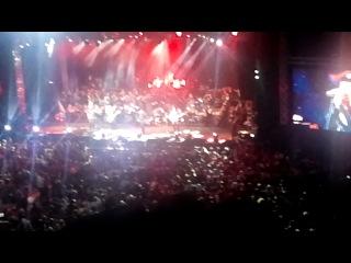 Концерт группы Scorpions в Волгограде