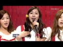 A Pink - MY MY  @ Inkigayo 111225