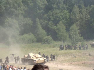 Лето 1944. Операция Багратион ч4 Пантера и Штуг