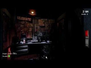 Обзор Игры Пять Ночей С Мишкой Фредди