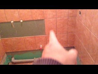8) плитка стены -пол в ванной и туалете