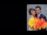 Оранжевая свадьба Ильдар и Юлия 07.06.2014