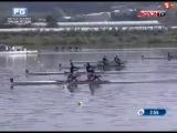 Артём Исупов, Евгений Тацей - LM2X, Repechage, Asian Games 2014, 22.09.14