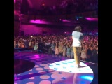 #teenchoice ! On stage watching @ournameismagic I'm gonna marry that girl