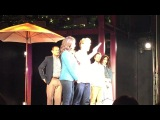 If/Then - BC-EFA Speech with Idina Menzel and Anthony Rapp