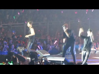 [fancam] [02.08.14] b.a.p- no mercy - best of best in hong kong