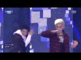 [DEBUT STAGE] MadTown - YOLO INKIGAYO 141109