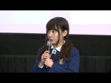 YNN [NMB48 CHANNEL] First day stage greeting - 'NMB48 Geinin! THE MOVIE Returns' ~A New Journey~ Graduation! Comedy Youth Girls!