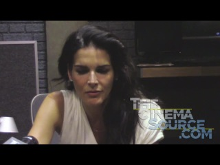Angie Harmon - Saying Goodbye to Jane