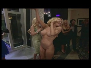 Pamela Anderson nude - Hefner Birthday uncensored