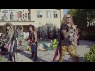 Steel Panther - 2014 - Party Like Tomorrow Is The End Of The World
