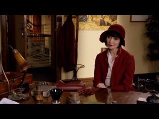 Леди-детектив мисс Фрайни Фишер / Miss Fisher's Murder Mysteries - Сезон 1 Серия 6 - «Запекшаяся кровь»