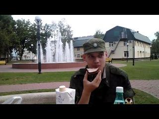 Боец Беляков