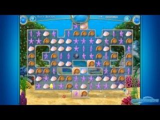 Геймплей игры Mermaid Adventures 2 - The Frozen Time