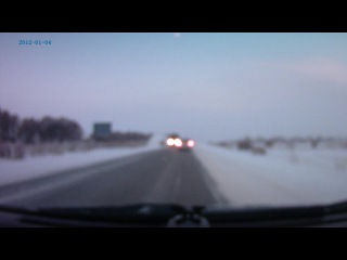ДТП 12.12.2014 на трассе М53.
