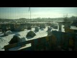 Пейнтбольный клуб Скорпион 27.12.14