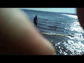 2014. Поход на пляж Саратов - Энгельс.№2