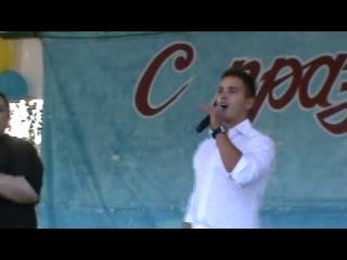 Андрей Разин и Димитрий Веселовский Суджа(Курская область)