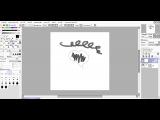 Как сохранять файлы в Paint Tool SAI в формате SAI
