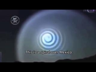 Espiral de Luz en Oaxaca México Lo que no se dio a conocer en México Jaime Maussan