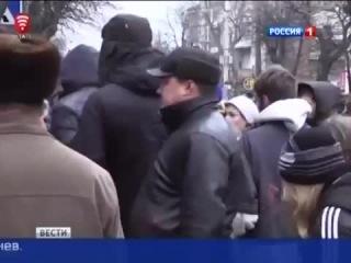 12.12.2014 Винница Западная Украина протесты штурм свержение власти сегодня