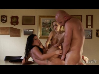 Blanche And Honey Demon Lets Go Anal (Scene 3)