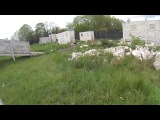 (Airsoft game) 24-04-14 part 1 - the fort