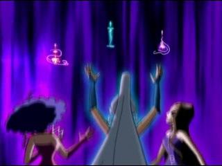 Клуб Винкс - Школа волшебниц (1 сезон 7 серия) Друзья познаются в беде