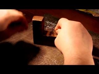 Плетіння ланцюжка (робота з дротом. 6 кл.)